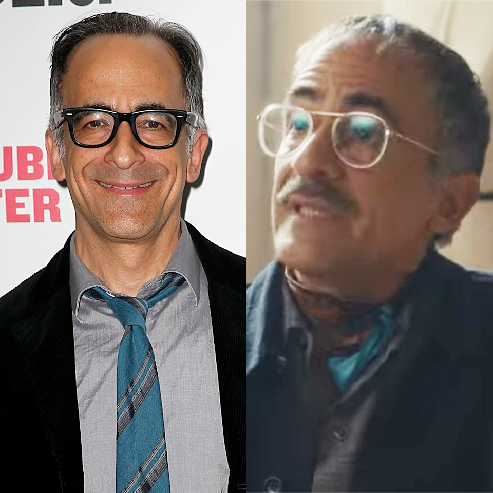 <p>TV veteran Pittu plays fashion illustrator Joe Eula. Pittu plays a calm and wise Eula to McGregor's Halston. Although his role is mainly in the background, Pittu's pensive glances emphasizes the characters presence even when he only has a line or two in a scene. Pittu has acted in <em>Elementary, The Blacklist, </em>and <em>House of Cards.</em></p>