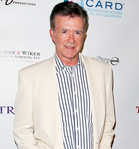 """Alan Thicke: Robin Thicke, Paula Patton Could Be the """"Next Brangelina"""""""