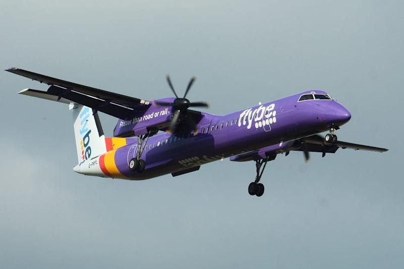 Politics Edge Out the Planet in Rescue of Struggling Airline Flybe