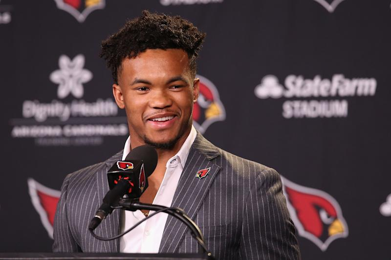 Kyler Murray, a Black Man, Was the Number One NFL Draft Pick. Trump Congratulated the Number Two Pick Instead