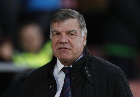 Britain Soccer Football - Southampton v Crystal Palace - Premier League - St Mary's Stadium - 5/4/17 Crystal Palace manager Sam Allardyce Reuters / Peter Nicholls Livepic