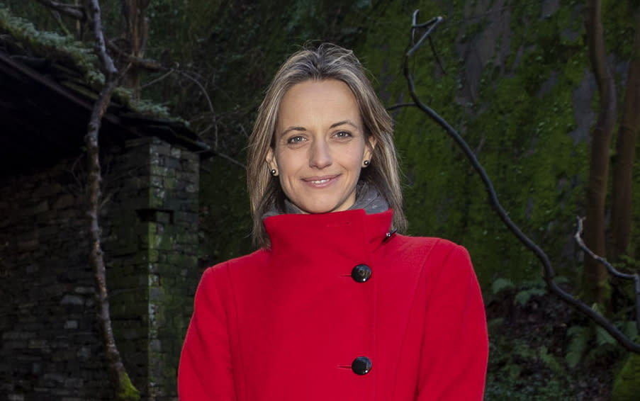 Care minister Helen Whately has signed off a rule which will see care home workers sacked if they aren't fully vaccinated in 15 weeks' time. (PA)