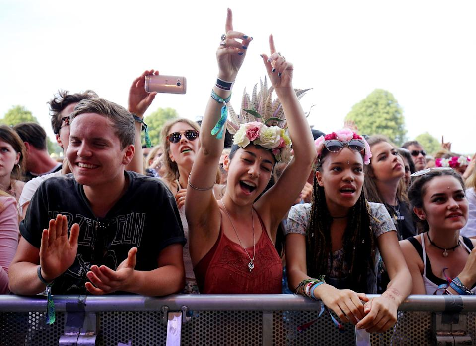 Festivals are selling out but vaccines minister warns buying tickets is still a riskPA Archive