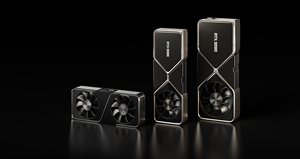 NVIDIA GeForce RTX 30 Series GPUs, powered by the NVIDIA Ampere architecture, deliver the greatest-ever generational leap in GeForce history.