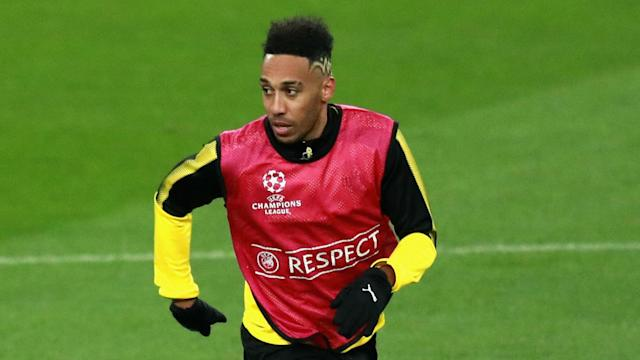 Arsenal's bid for Pierre-Emerick Aubameyang and the futures of Mesut Ozil, Olivier Giroud and Santi Cazorla were discussed by Arsene Wenger.
