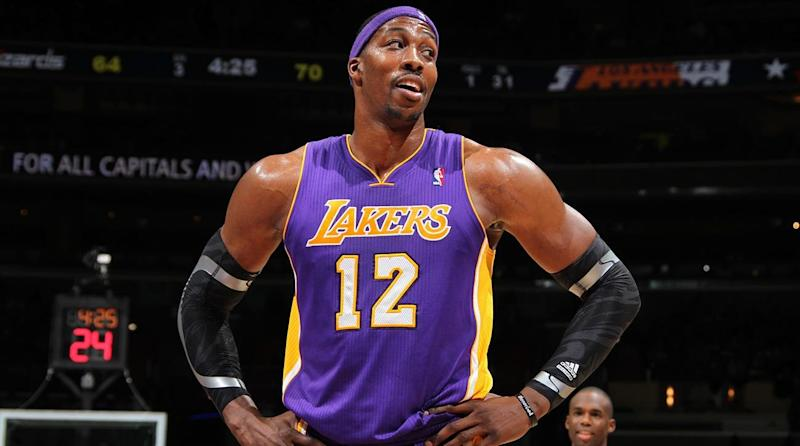 This Has to Be Dwight Howard's Last Chance, Right?