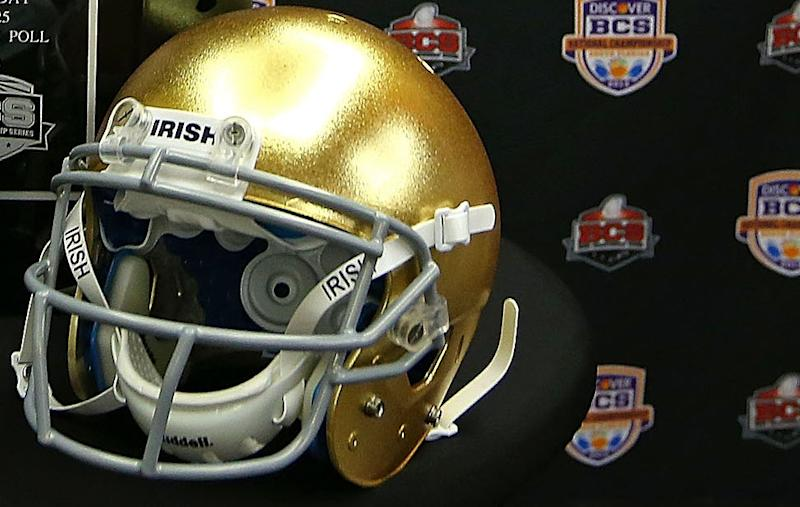 Former Notre Dame linebacker suing school, Brian Kelly for