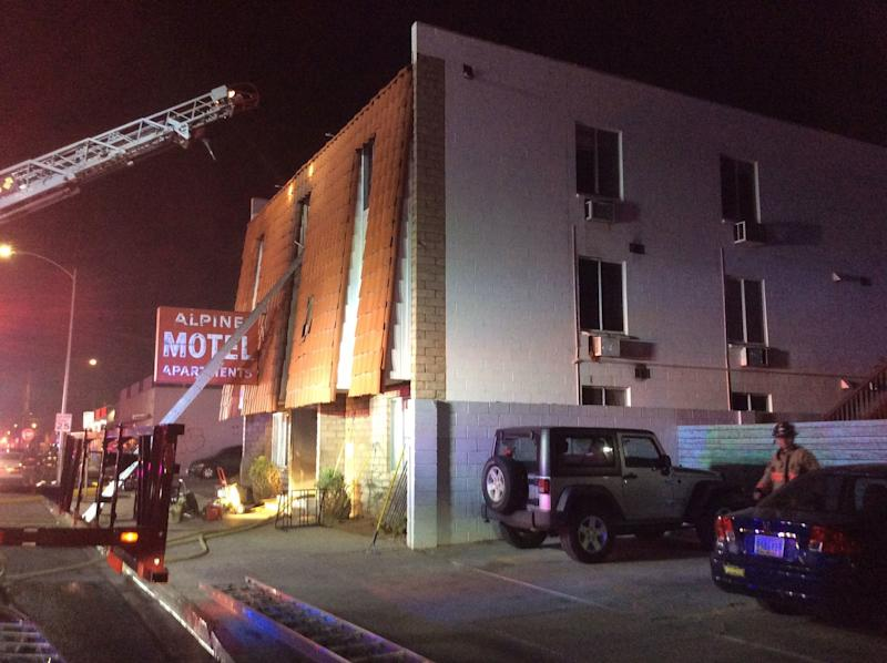 5 Dead, 13 Injured and 23 Displaced Following Fire at Three-Story Las Vegas Apartment