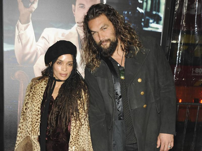 Jason Momoa dreadlocked his hair to catch Lisa Bonet's attention