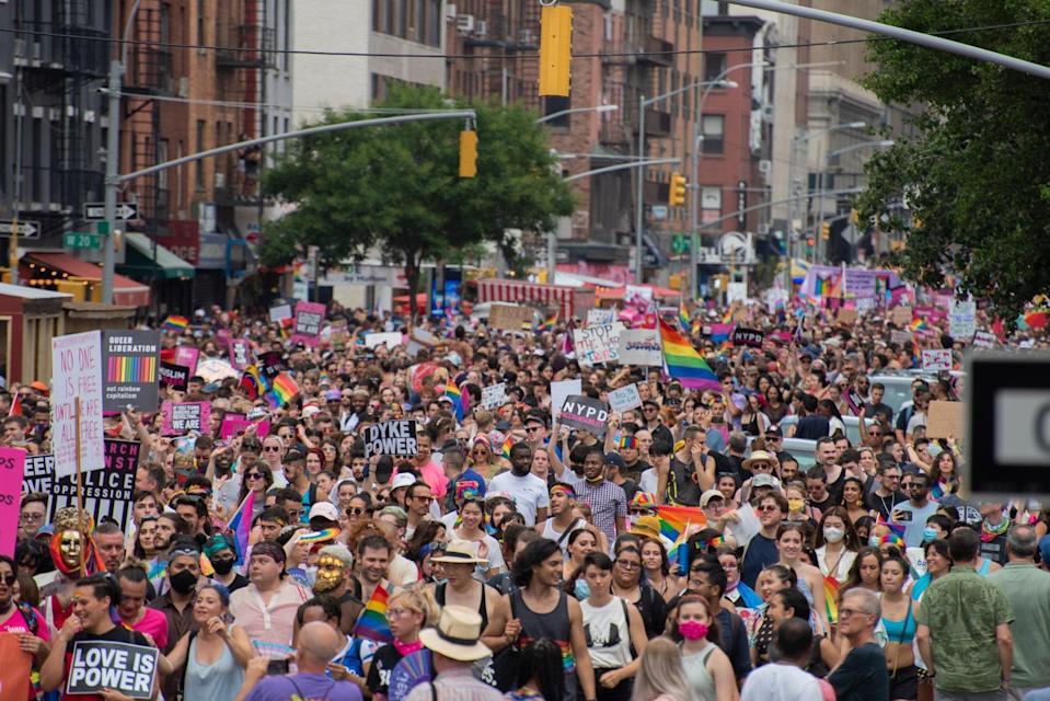 Queer Liberation March