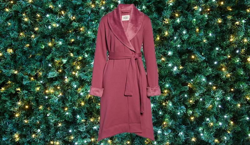 This comfy robe is going to make mornings a whole lot more palatable. (Photo: Nordstrom)