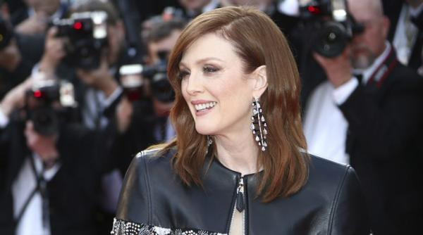 Julianne Moore gender parity