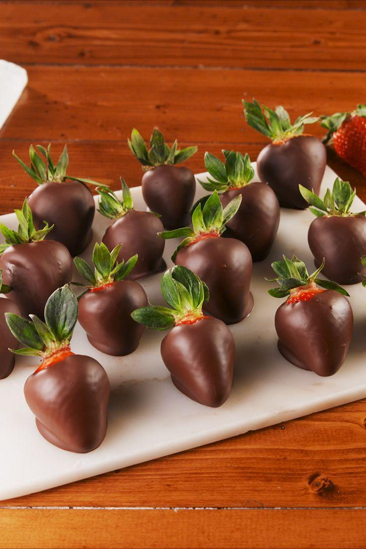 "<p>The classic we all know and love—with a boozy twist.</p><p>Get the recipe from <a href=""https://www.delish.com/cooking/recipe-ideas/a26103966/vodka-chocolate-covered-strawberries-recipe/"" rel=""nofollow noopener"" target=""_blank"" data-ylk=""slk:Delish"" class=""link rapid-noclick-resp"">Delish</a>.</p>"