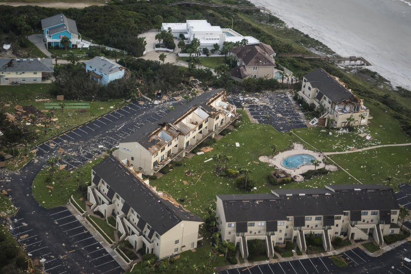 This Job Pays $30,000 for a Few Days' Work After a Hurricane