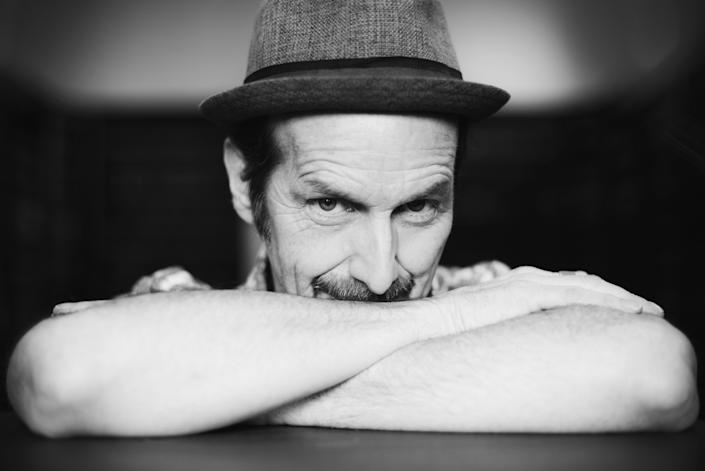 "Actor Denis O'Hare narrates ""Monster Dance,"" an e-book written by children's author Eva Lou and published by Madeleine Editions, her company, that will be available in the fall. (Photo courtesy of Madeleine Editions)"