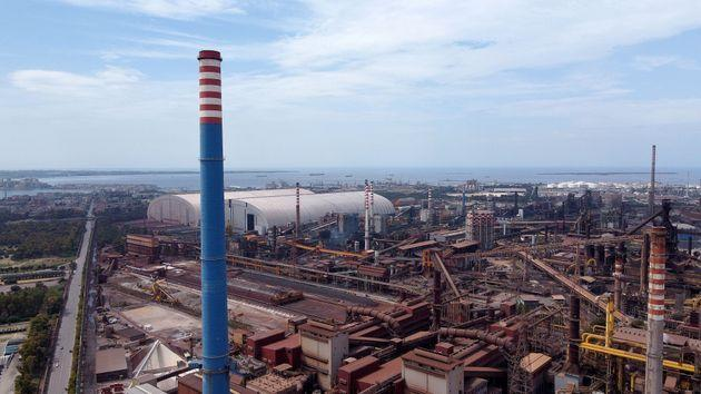 TARANTO, ITALY - JUNE 06: Views of the plant on June 06, 2021 in Taranto, Italy. Ilva has been, for almost the entire 20th century, Italy's largest steel producer and one among the largest in Europe. Recently the two former owners of  Ilva, Fabio and Nicola Riva, have been sentenced to 22 and 20 years in jail respectively for allowing the plant to produce deadly pollution for the population. (Photo by Donato Fasano/Getty Images) (Photo: Donato Fasano via Getty Images)