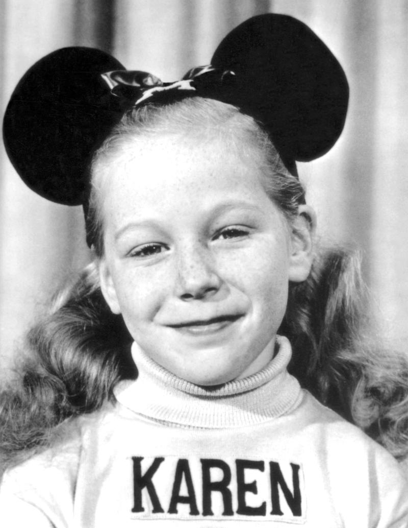 Karen Pendleton, original Mouseketeer on The Mickey Mouse Club, dies at 73