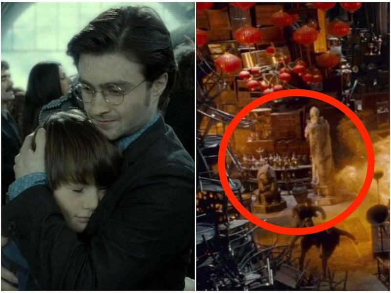 Deathly Hallows part 2 details you missed