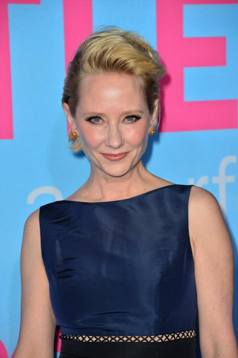 Anne Heche at the premiere of 'Big Little Lies' in 2017