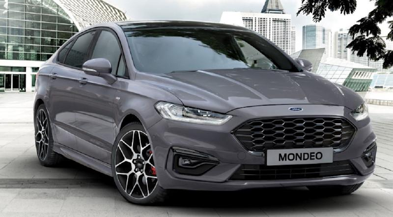 2021-Ford-Mondeo-Front