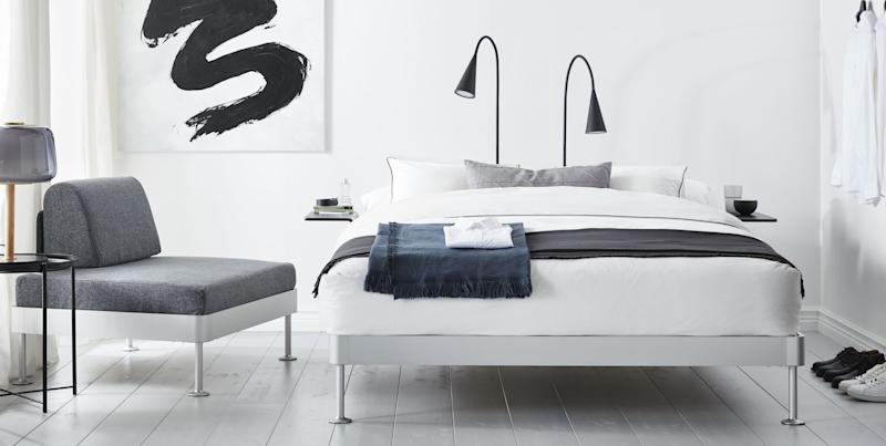 Pssta Famous Designer Just Launched A Gorgeous Bedroom Line At Ikea