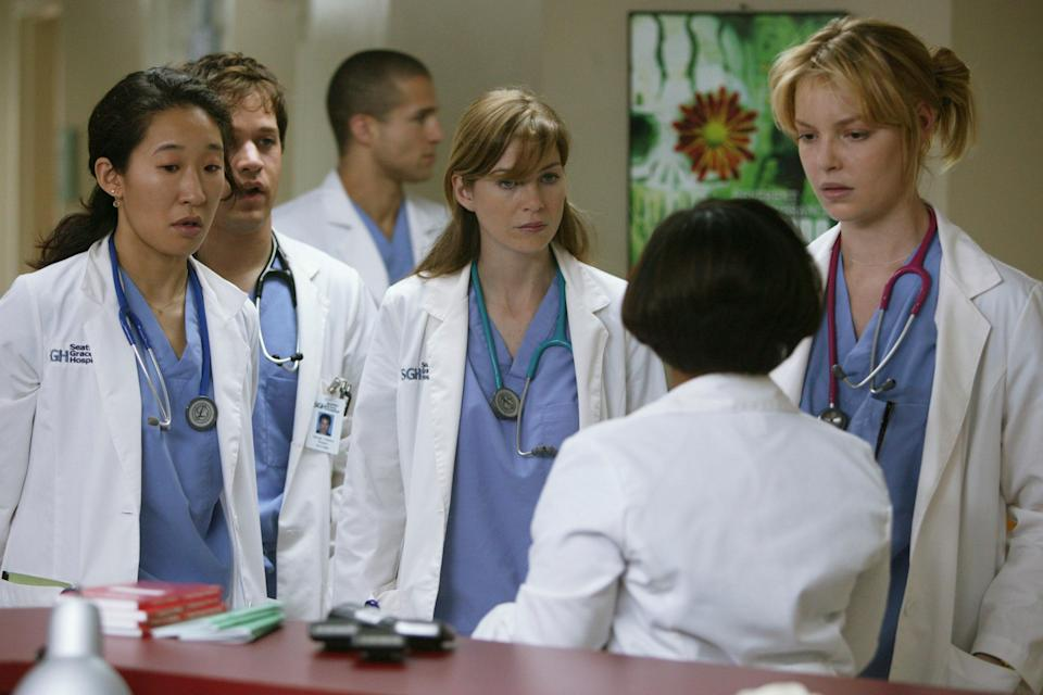 Grey's Anatomy season one aired in 2005—thus beginning the drama behind the scenes.