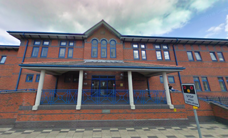 Jordan Birch was jailed after pleading guilty at Stoke-on-Trent Crown Court (Google)