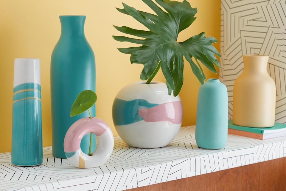 Drew Barrymore Flower Home Perfectly Imperfect Vases