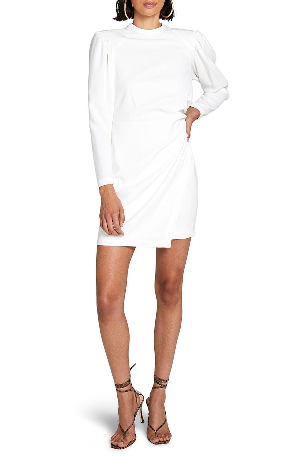 <p>This <span>A.L.C. Jane Long Leg-of-Mutton Sleeve Minidress</span> ($297, originally $495) is so flattering and timeless. It's a great pick to have in your closet always.</p>