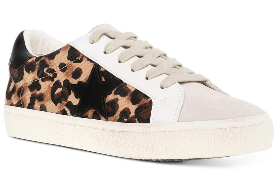 Steve Madden Women's Philip Lace-Up Sneakers