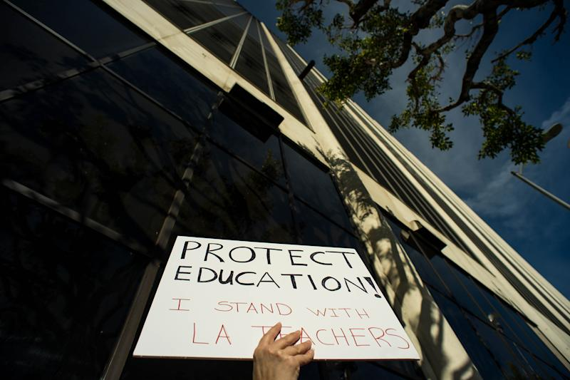 The History of American Teacher Strikes—And Where Los Angeles Fits In