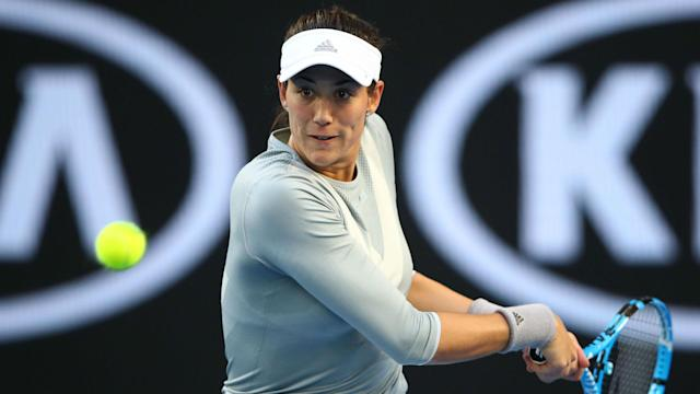 Garbine Muguruza won her first match with Conchita Martinez back her in corner, while Petra Kvitova continued her winning streak in Qatar.