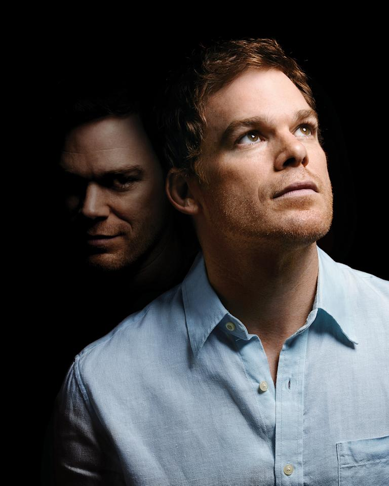 "Outstanding Lead Actor in a Drama Series: Michael C. Hall, ""Dexter"""