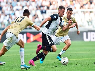 Serie A: New Juventus recruit Aaron Ramsey making most of his position in star-studded midfield