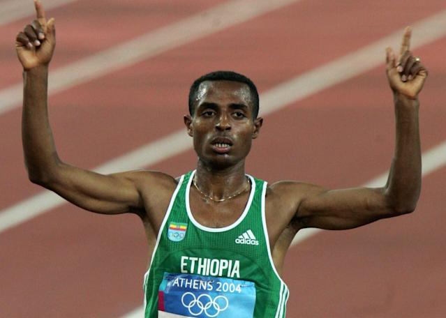 <p>Kenenisa Bekele, one of the greatest long-distance runners ever, would lose his 5,000m record set in May 2004 – shortly before the cut-off point. </p>