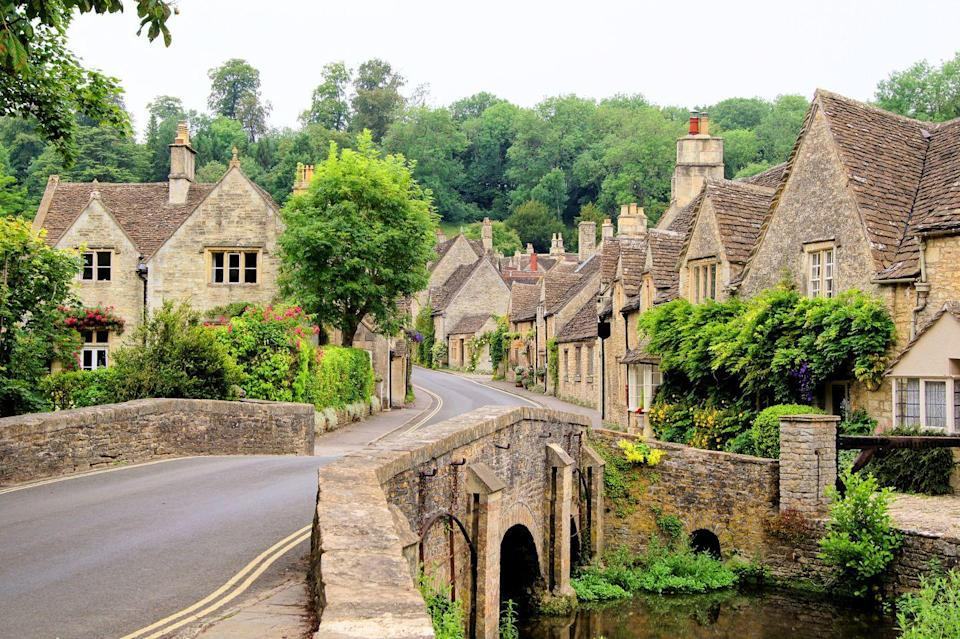 <p>This quintessentially English village is known as the 'prettiest village in England' — and we can see why. With its ancient, honey-hued Cotswold stone cottages and idyllic countryside views, it's a Wiltshire gem worth exploring. </p>