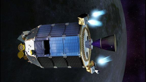NASA to Launch New Moon Probe This Week