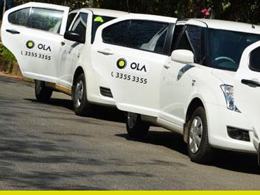 Ola in talks with Naspers for fresh funding; cab-hailing major may see its valuation go up to $7-8 billion