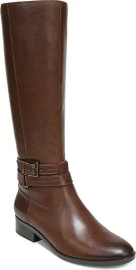 <p>Psst...you don't have to be an equestrian to rock these <span>Naturalizer Reed Riding Boots</span> ($140). In fact, they'll look <i>incredible</i> with skinny jeans and your favorite chunky knit. </p>