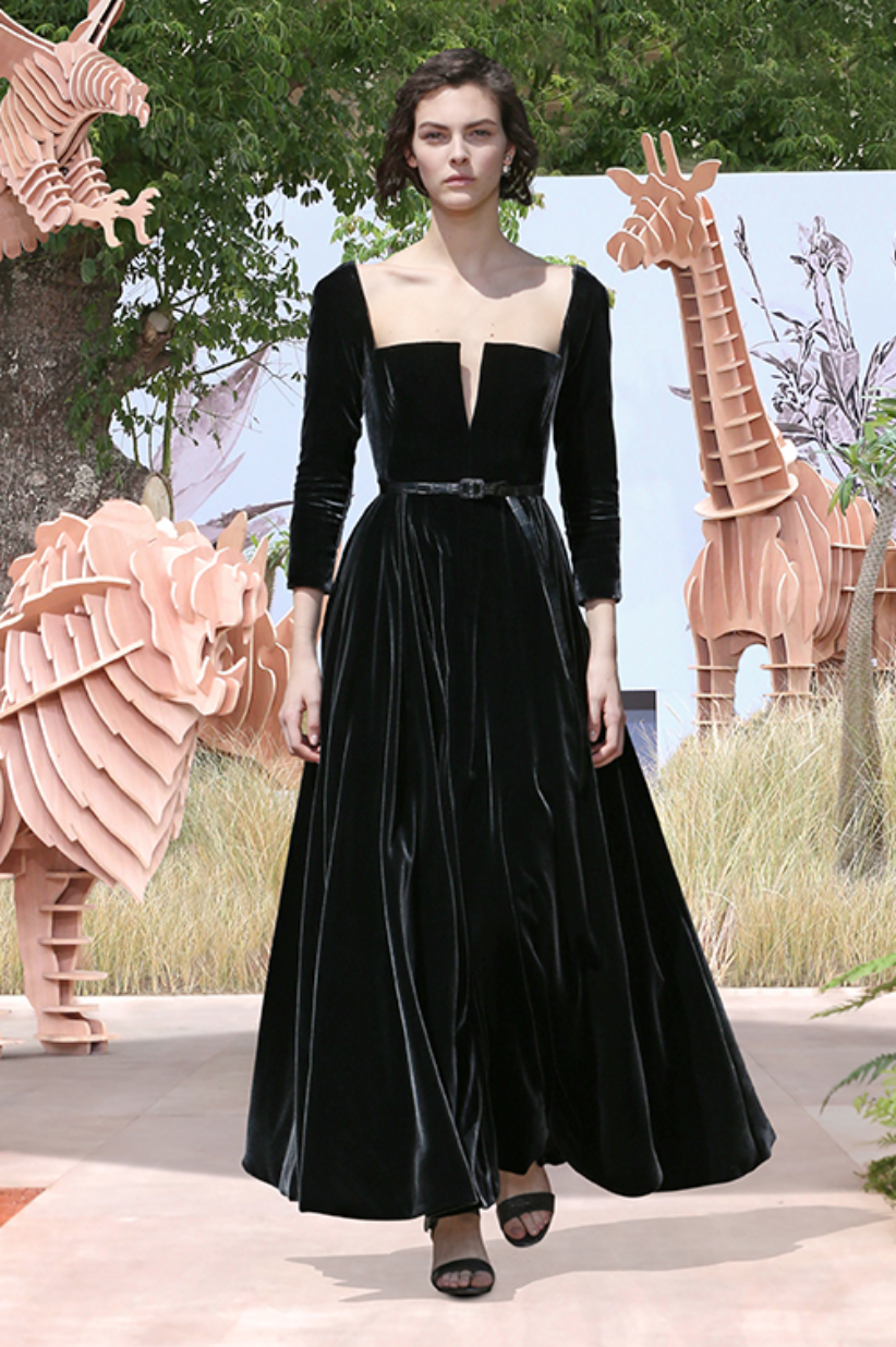 Christian Dior's Fall 2017 Haute Couture collection. (Photo: Dior)