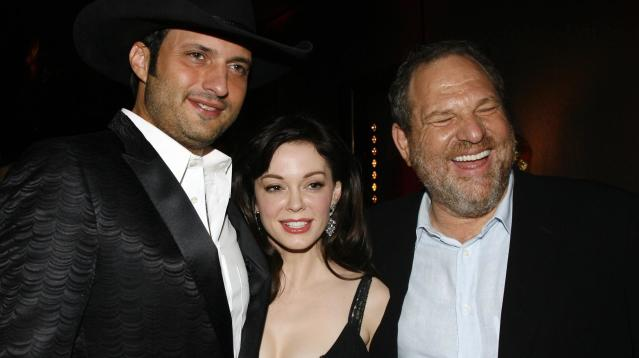 Rose McGowan Calls for Entire Weinstein Company Board to Resign