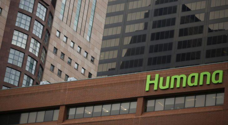 A Humana (HUM) office building