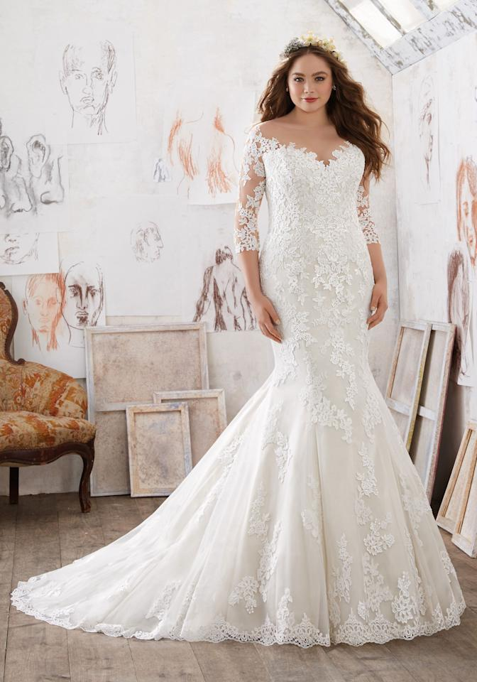 Milo Yiannopoulos Wedding.11 Beautiful Wedding Gowns For Curvy Figures