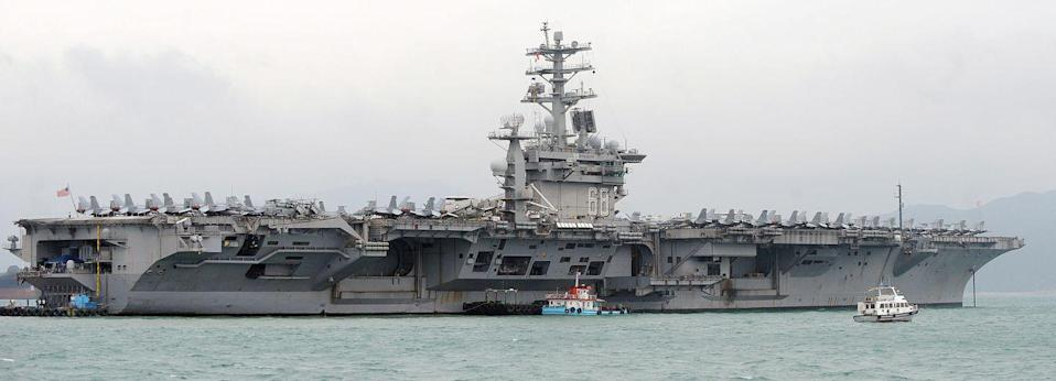 "<p>The United States now operates 10 <em>Nimitz</em>-class ""supercarriers,"" aircraft carriers that dwarf all other flat-tops worldwide both in size and capability.</p><p>The <em>Nimitz</em> carriers are 1,092 feet long and weigh a whopping 101,600 tons—60 percent larger than their nearest counterparts, the <em>Queen Elizabeth</em> class. Each ship is propelled to speeds in excess of 30 knots by a pair of nuclear reactors, giving them nearly unlimited range. The ships are built with high-tensile steel for protection, with layers of Kevlar over vital spaces.</p><p>Each <em>Nimitz</em> typically carries an air wing consisting of 24 <a href=""https://en.wikipedia.org/wiki/McDonnell_Douglas_F/A-18_Hornet"" rel=""nofollow noopener"" target=""_blank"" data-ylk=""slk:F/A-18C Hornets"" class=""link rapid-noclick-resp"">F/A-18C Hornets</a>, 24 <a href=""https://en.wikipedia.org/wiki/Boeing_F/A-18E/F_Super_Hornet"" rel=""nofollow noopener"" target=""_blank"" data-ylk=""slk:F/A-E/F Super Hornets"" class=""link rapid-noclick-resp"">F/A-E/F Super Hornets</a>, 4 to 5 <a href=""https://en.wikipedia.org/wiki/Boeing_EA-18G_Growler"" rel=""nofollow noopener"" target=""_blank"" data-ylk=""slk:E/A-18G Growler electronic warfare aircraft"" class=""link rapid-noclick-resp"">E/A-18G Growler electronic warfare aircraft</a>, 4 E-2D Hawkeye airborne early warning and control aircraft, 2 C-2 Greyhound transport aircraft, and 6 Seahawk helicopters. </p><p><strong>READ THIS: <a href=""https://www.popularmechanics.com/military/aviation/a24538/f-a-18-badass-plane/"" rel=""nofollow noopener"" target=""_blank"" data-ylk=""slk:Why the F/A-18 Is Such a Badass Plane"" class=""link rapid-noclick-resp"">Why the F/A-18 Is Such a Badass Plane</a></strong></p><p>In addition to the <em>Nimitz</em>-class, the U.S. Navy also operates nine landing helicopter dock ships of the <em>Wasp</em> and <em>America</em> classes. These ships are 843 feet long and displace roughly 40,000 tons. The ships are designed to carry air and land elements of a U.S. Marine corps landing force and have full-length, carrier-like flight decks.</p><p>Each ship can carry 10 MV-22 Osprey tiltrotor transports, 4 <a href=""https://en.wikipedia.org/wiki/Sikorsky_CH-53E_Super_Stallion"" rel=""nofollow noopener"" target=""_blank"" data-ylk=""slk:CH-53E heavy transport helicopters"" class=""link rapid-noclick-resp"">CH-53E heavy transport helicopters</a>, 3 UH-1 Huey helicopters, 4 <a href=""https://en.wikipedia.org/wiki/Bell_AH-1Z_Viper"" rel=""nofollow noopener"" target=""_blank"" data-ylk=""slk:AH-1Z attack helicopters"" class=""link rapid-noclick-resp"">AH-1Z attack helicopters</a>, and 6 AV-8B Harrier jump jets. With minimal modification, each <em>Wasp</em> can carry 24 Harriers. </p><p>The <em>America</em> class is optimized toward carrying Marine aviation units and can carry a few more Ospreys. In the near future, the <a href=""https://www.popularmechanics.com/military/aviation/a26630729/f-35-pilot/"" rel=""nofollow noopener"" target=""_blank"" data-ylk=""slk:F-35B Joint Strike Fighter"" class=""link rapid-noclick-resp"">F-35B Joint Strike Fighter</a> will replace the Harriers on a 1:1 basis, and the <em>America</em> class will be capable of supporting up to 20 F-35Bs at once. </p><p><strong>READ THIS: <a href=""https://www.popularmechanics.com/military/aviation/a26630729/f-35-pilot/"" rel=""nofollow noopener"" target=""_blank"" data-ylk=""slk:What It's Like to Fly the F-35"" class=""link rapid-noclick-resp"">What It's Like to Fly the F-35</a></strong></p><p>Several new supercarriers, USS<em> Gerald R. Ford,</em> USS <em>John F. Kennedy, </em>USS<em> Enterprise, </em>and USS<em> Doris Miller—</em>the <a href=""https://www.popularmechanics.com/military/navy-ships/a34210825/navy-names-aircraft-carrier-after-black-sailor-doris-miller/"" rel=""nofollow noopener"" target=""_blank"" data-ylk=""slk:first naval ship to be named after a Black sailor"" class=""link rapid-noclick-resp"">first naval ship to be named after a Black sailor</a> (and an enlisted sailor)—are under construction. An <em>America</em>-class ship, USS <em>Tripoli</em>, is also under development<em>.</em></p><p>The age of supercarriers like the USS<em> Gerald R. Ford</em> <a href=""https://www.popularmechanics.com/military/navy-ships/a31406067/end-of-supercarrier/"" rel=""nofollow noopener"" target=""_blank"" data-ylk=""slk:may soon come to an end"" class=""link rapid-noclick-resp"">may soon come to an end</a>. Earlier this year, the acting Secretary of the Navy Thomas Modly told <em>Defense & Aerospace Report</em> the Navy may not purchase any more of this class of carrier. </p>"