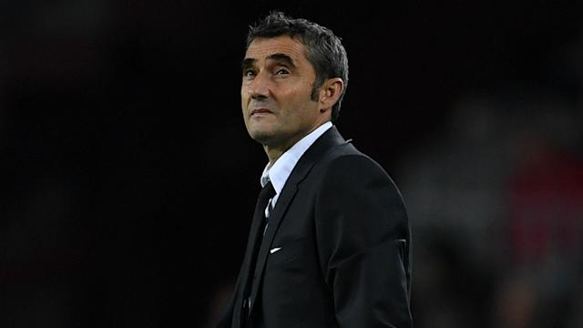 Barcelona were 2-1 up and cruising, so a 3-2 defeat to Atletico Madrid in the Supercopa de Espana was tough for Ernesto Valverde to swallow.