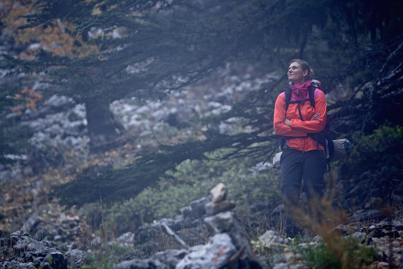 A hiker tackles the Lycian Way - getty
