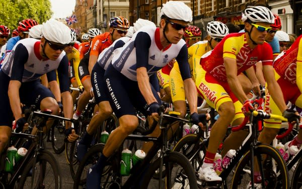 Twitter Users Disrupt the BBC's Olympics Cycling Coverage