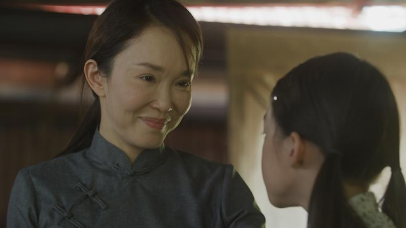 Singaporean actress Fann Wong stars as protagonist Ah Chiam's mother, Ah Bu, in TV series Titoudao by Oak3 Films and Mediacorp. (PHOTO: Mediacorp)