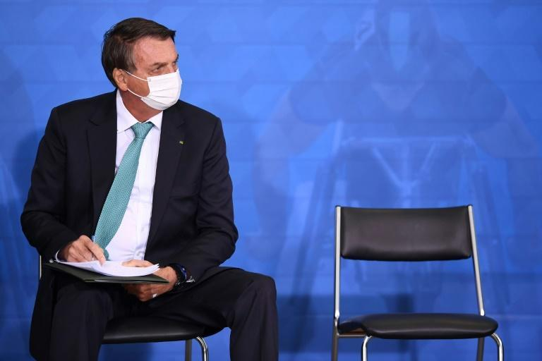 The government of Brazilian President Jair Bolsonaro has faced backlash for its controversial handling of the pandemic