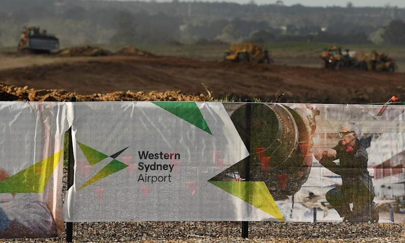 Government paid 10 times too much for land at Western Sydney airport to be used after 2050
